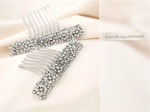 Ukrasi za kosu (Hair accessories) Pins & Clips
